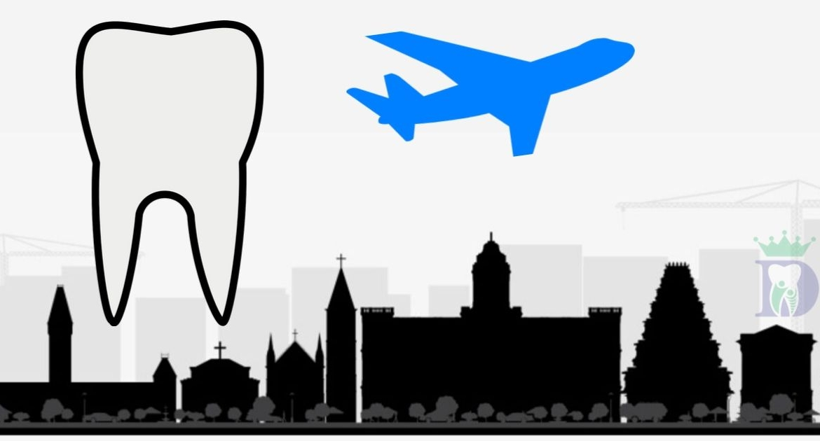 Is it safe to get dental work done in India?
